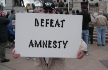 Amnesty is 2014's Obamacare