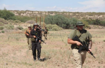 'Armed patriots': the private citizens out to secure the U.S. border