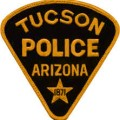 Tucson Police badge