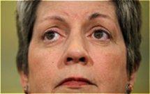 DHS Secretary Janet Napolitano