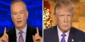 O'Reilly vs. Trump on Immigration